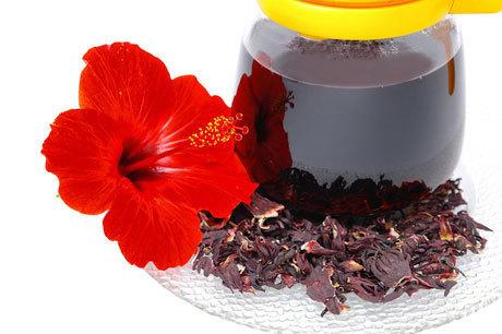 Чай каркаде (из Гибискуса) — полезные свойства, особенности